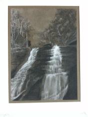 Lickbrook Falls